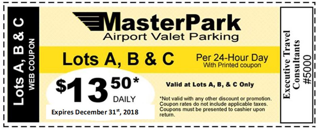 Discount parking lot coupons nyc